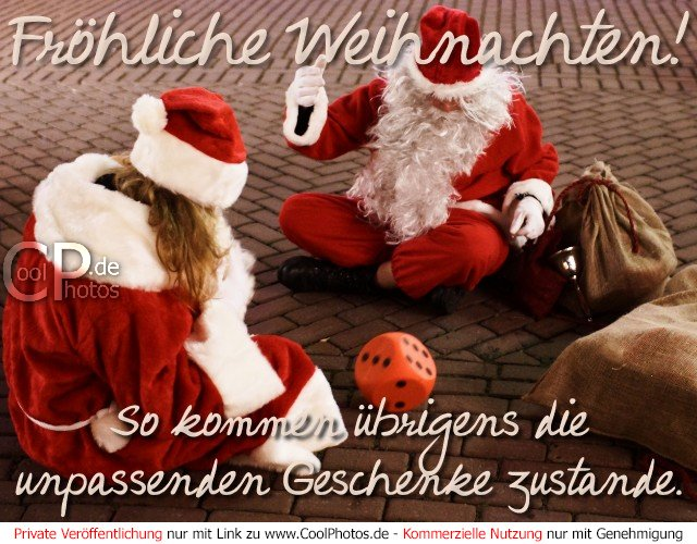 coolphotosde  grußkarten  fröhliche weihnachten so
