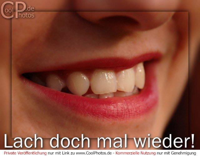 Lächel mal wieder