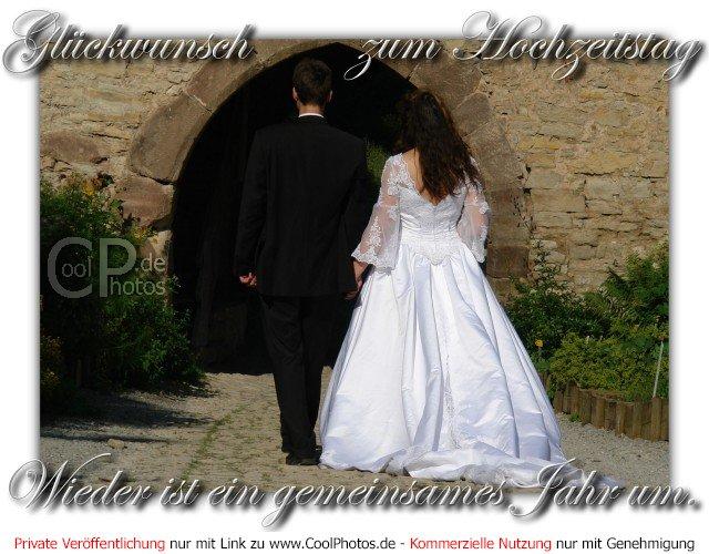CoolPhotos.de - Allgemeine Hochzeitstage - Hochzeitstag