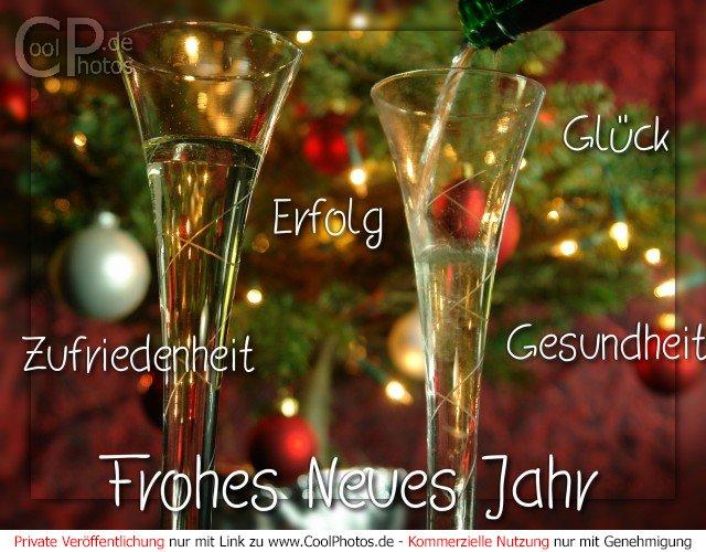 CoolPhotos.de - Frohes Neues Jahr, Erfolg, Glück, Gesundheit ...