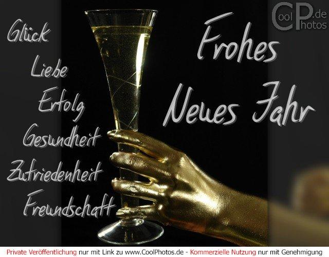 CoolPhotos.de - Frohes Neues Jahr, Glück, Liebe, Erfolg, Gesundheit ...