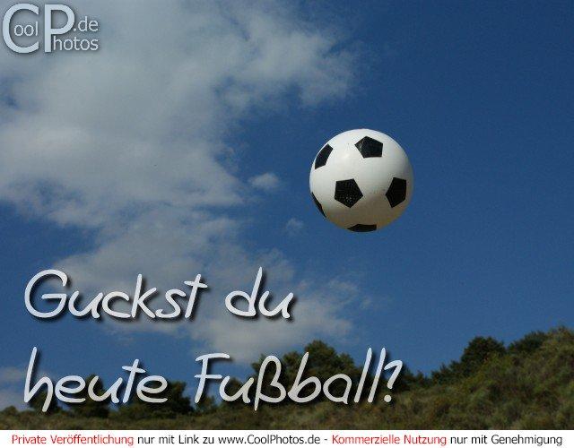 fussball heute wo