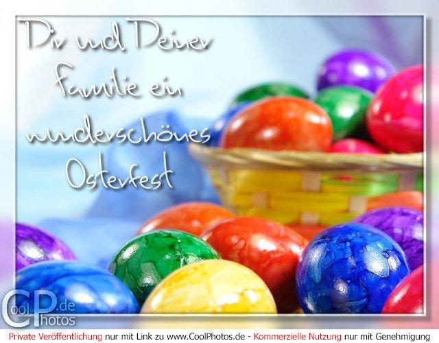 Frohe Weihnachten Wünsche Ich Dir Und Deiner Familie.Coolphotos De Dir Und Deiner Familie Ein Wunderschönes Osterfest