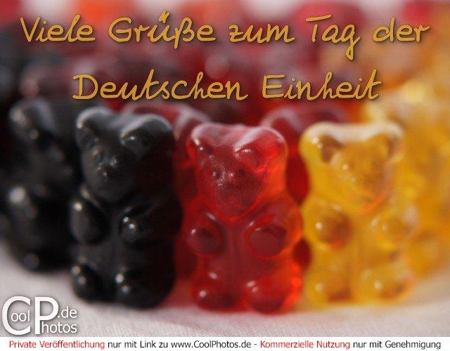 Coolphotosde Viele Grüße Zum Tag Der Deutschen Einheit