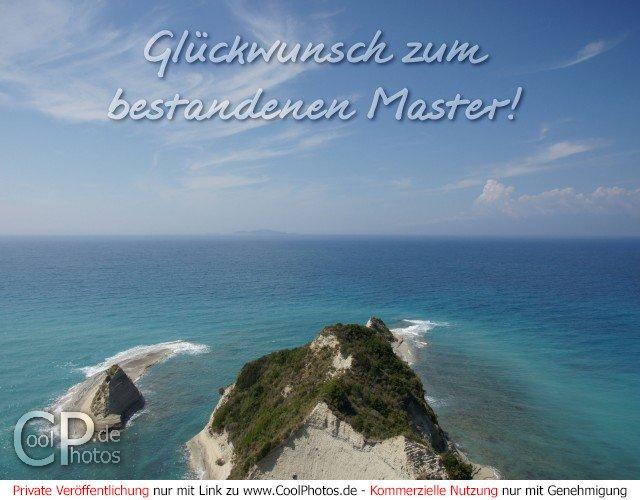 Coolphotosde Grußkarten Master Glückwunsch Zum