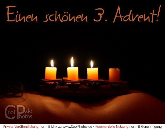 3 Advent Sexy