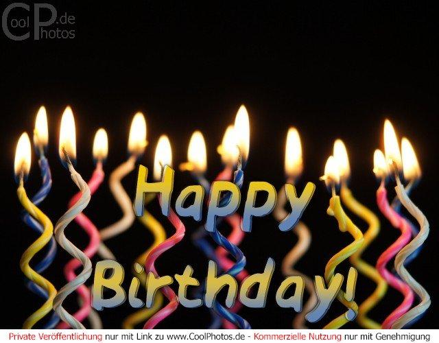 Geburtstagskarten happy birthday - Geburtstagskarten kostenlos versenden ...