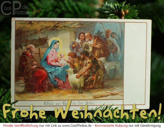 Religi se weihnachtskarten frohe - Weihnachtskarten kostenlos verschicken ...