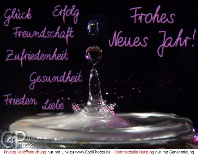 CoolPhotos.de - Frohes Neues Jahr! Glück, Erfolg, Freundschaft ...