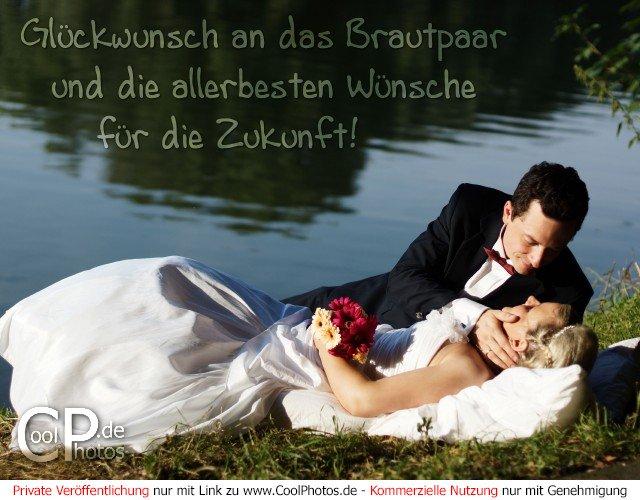 Coolphotosde Glückwunsch An Das Brautpaar Und Die Allerbesten