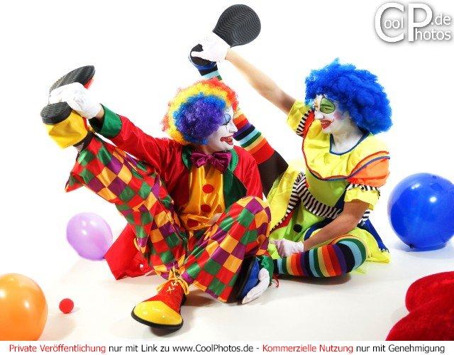 fotos karneval fasching clowns. Black Bedroom Furniture Sets. Home Design Ideas