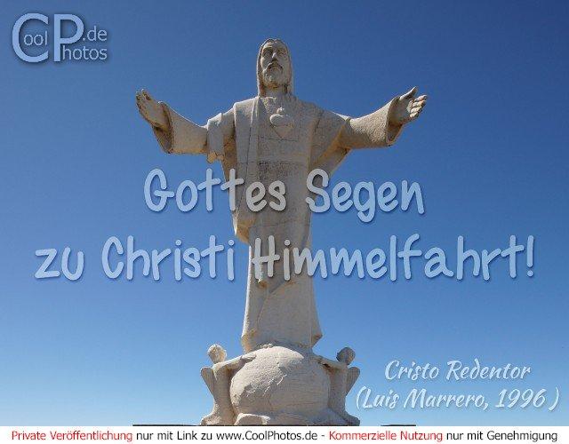 Coolphotosde Gottes Segen Zu Christi Himmelfahrt
