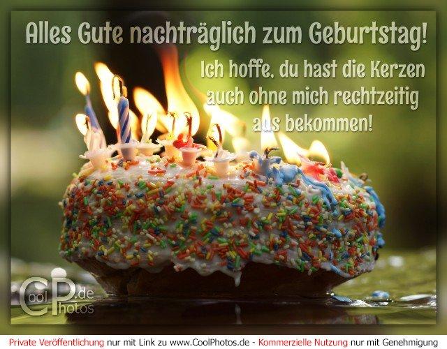 Lustige Nachtragliche Geburtstagswunsche Samarasuzilusi Net