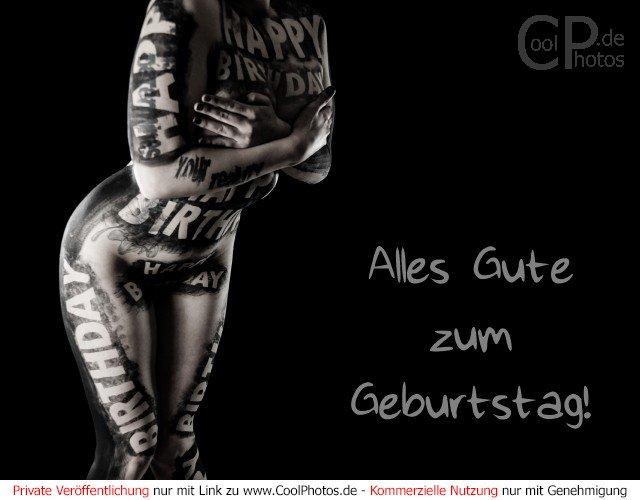 CoolPhotos.de - Alles Gute zum Geburtstag!