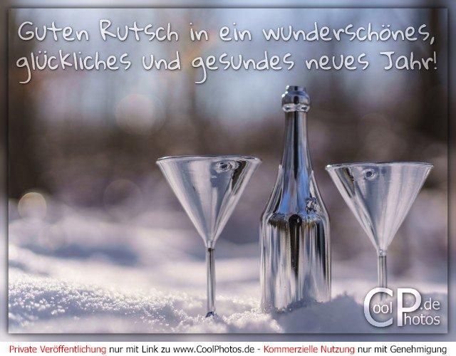 CoolPhotos.de - Guten Rutsch in ein wunderschönes, glückliches und ...