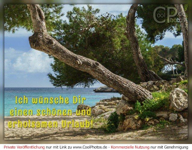 Coolphotosde Ich Wünsche Dir Einen Schönen Und Erholsamen Urlaub