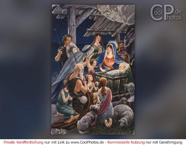 CoolPhotos.de - Grußkarten - Religiöse Weihnachtskarten