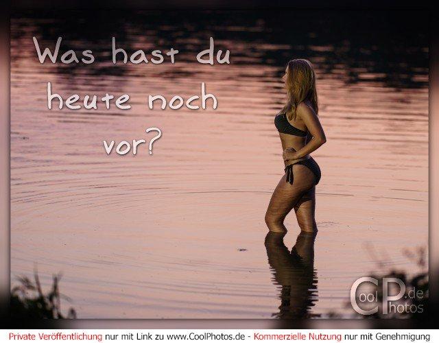 CoolPhotos.de - Was machst du  - Was hast du heute noch
