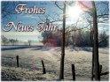 Frohes Neues Jahr    Dieses Kartenmotiv wurde am 10. Januar 2003 neu in die Kategorie Silvester & Neujahrskarten aufgenommen.