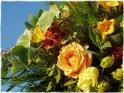 Ausschnitt aus einem Blumenstrauß
