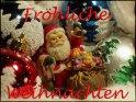 Fröhliche Weihnachten    Dieses Motiv befindet sich seit dem 27. November 2003 in der Kategorie Weihnachtskarten.