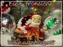 Eine fröhliche Weihnachtszeit    Dieses Motiv befindet sich seit dem 04. Dezember 2003 in der Kategorie Weihnachtskarten.