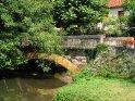 kleine Brücke in Creysse