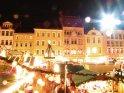 Der Göttinger Weihnachtsmarkt rund ums Gänseliesel und das Alte Rathaus    Dieses Kartenmotiv wurde am 05. Dezember 2004 neu in die Kategorie Weihnachtsbilder aufgenommen.