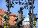Das Gänseliesel, Wahrzeichen von Göttingen