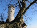 Die Ruine der Plesseburg bei Bovenden