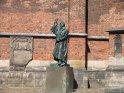 Statue von Martin Luther 1483-1546