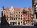 Häuser an der Marktkirche