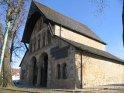 Die Domvorhalle, einziges Überbleibsel der Anfang der 19. Jahrhunderts abgerissenen Stiftskirche St. Simon und Judas