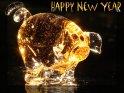 Happy New Year    Dieses Motiv finden Sie seit dem 29. Dezember 2005 in der Kategorie Silvester & Neujahrskarten.