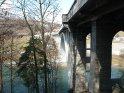 Brücke über die Aare bei Bern