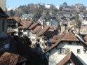Häuser zwischen Nydeggkirche und Aare