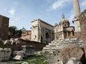 Dieses Kartenmotiv wurde am 22. April 2006 neu in die Kategorie Forum Romanum (Rom, Italien) aufgenommen.