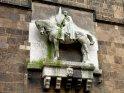 Reiter an der Liebfrauenkirche