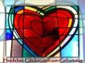 Geburtstagskarten mit Herz: Herzlichen Glückwunsch zum Geburtstag    Aus der Kategorie Allgemeine Geburtstagskarten