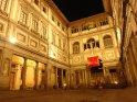 Uffizien bei Nacht    Dieses Kartenmotiv ist seit dem 19. August 2007 in der Kategorie Florenz (Toskana) bei Nacht.