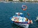 Schiff im Hafen von Sitia
