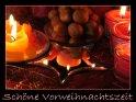 Schöne Vorweihnachtzeit    Dieses Motiv wurde am 20. Oktober 2007 in die Kategorie Adventskarten eingefügt.