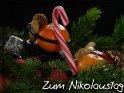 Nikolauskarte mit High Heels    Dieses Motiv finden Sie seit dem 01. Dezember 2007 in der Kategorie Nikolaustag.