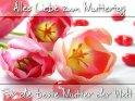 Alles Liebe zum Muttertag  Für die beste Mutter der Welt