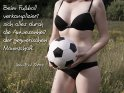 Beim Fußball verkompliziert sich alles  durch die Anwesenheit der gegnerischen Mannschaft.  Jean-Paul Sartre