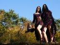 Hexen im Herbst    Aus der Kategorie Karnevalsfotos