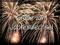 Grüße zum Jahreswechsel    Dieses Motiv findet sich seit dem 28. Dezember 2009 in der Kategorie Silvester & Neujahrskarten.