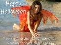 Happy Halloween  Trink nicht zu viel ... sonst kannst du nicht mehr nach Hause fliegen.
