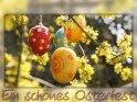Ein schönes Osterfest    Aus der Kategorie Osterkarten