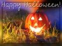 Happy Halloween!    Dieses Motiv findet sich seit dem 24. September 2010 in der Kategorie Halloweenkarten.